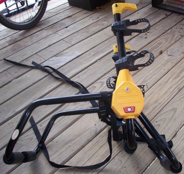 Bell Bike Rack : University of oklahoma for sale bell double bike carrier