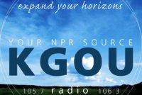 KGOU On-Air Newscaster